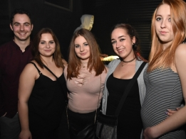 Anonymous Night - Club Ballagio Říčany 16.2.2018